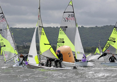 Racing Reports from Chew Valley Lake Sailing Club