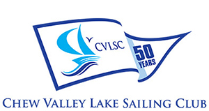 Chew Valley Lake Sailing Club Retina Logo