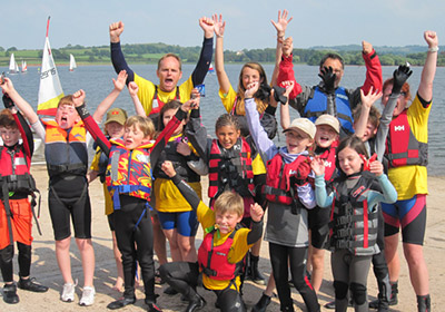 Lastest Newsletter from Chew Valley Lake Sailing Club